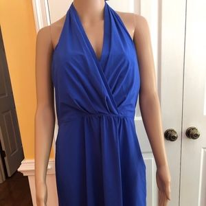 Athleta Go Anywhere Haulter Dress Size 14T #964422